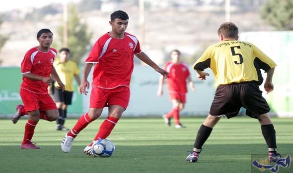 منتخب شباب فلسطين يسقط رباعية في تصفيات آسيا