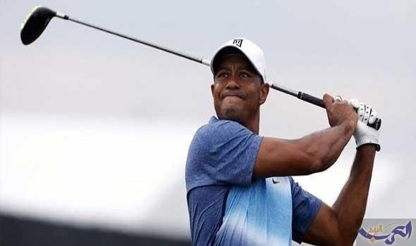 نجم الغولف تايغر وودز يعود إلى الملاعب الشهر المقبل