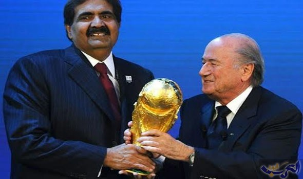 الـفيفا يبدأ إجراءات سحب تنظيم مونديال 2022 من قطر
