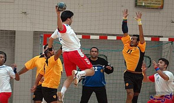 الكويت يواصل مشوار الانتصارات في دوري كرة اليد