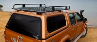 Canopy Roof Bars & Thule Roof Rack - Ford Falcon - Click ...