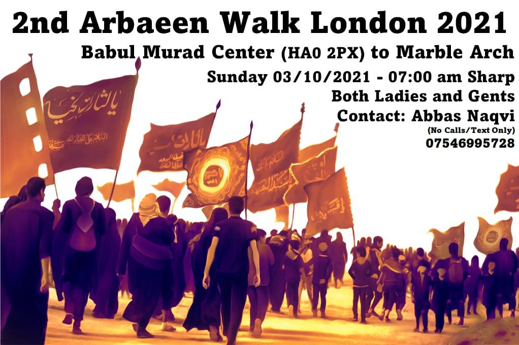 Arbaeen Walk 2