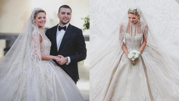 زفاف إيلي صعب جونيور