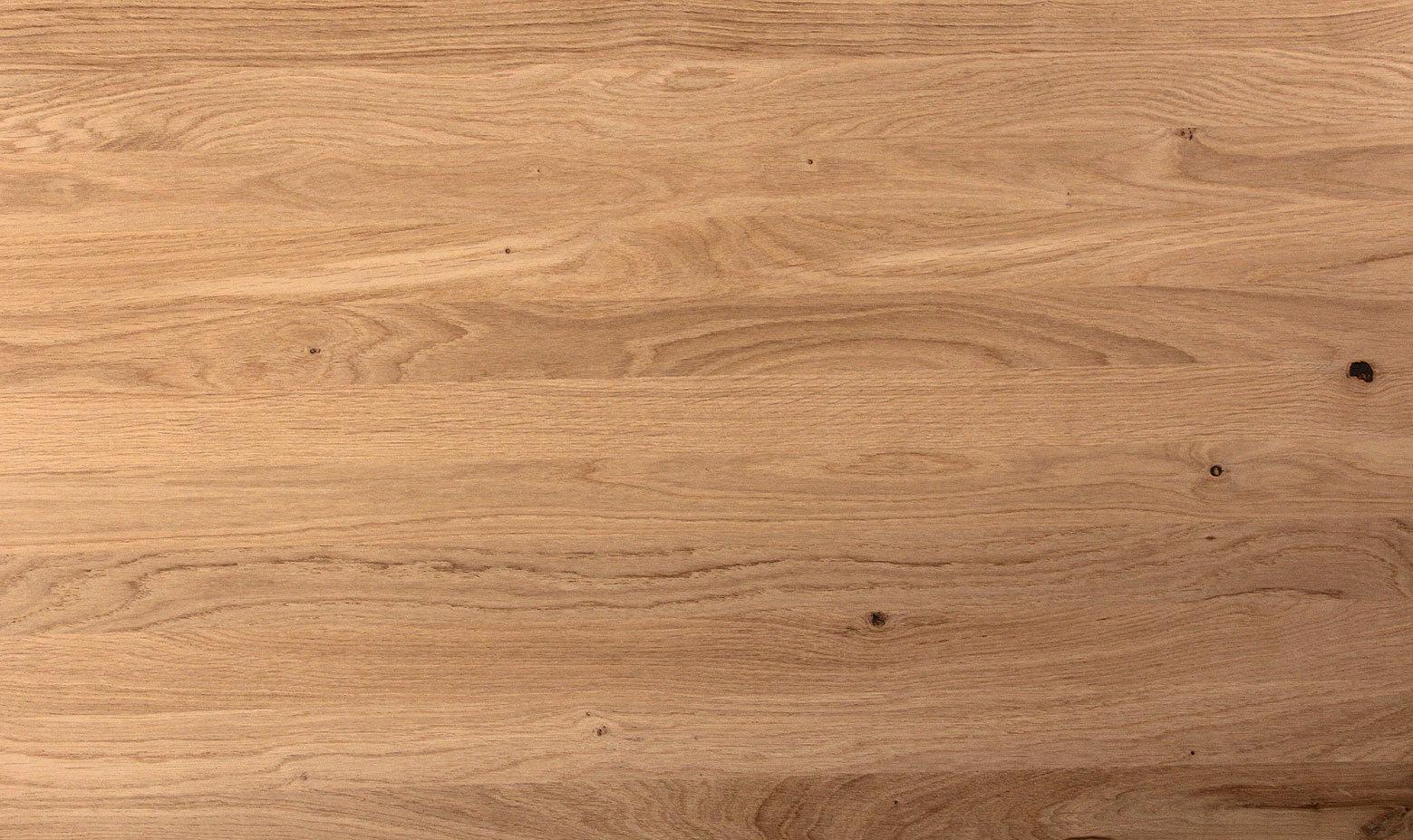 Arbeitsplatte  Kchenarbeitsplatte Massivholz Eiche natur DL 40 x diverse Lngen x 650 mm