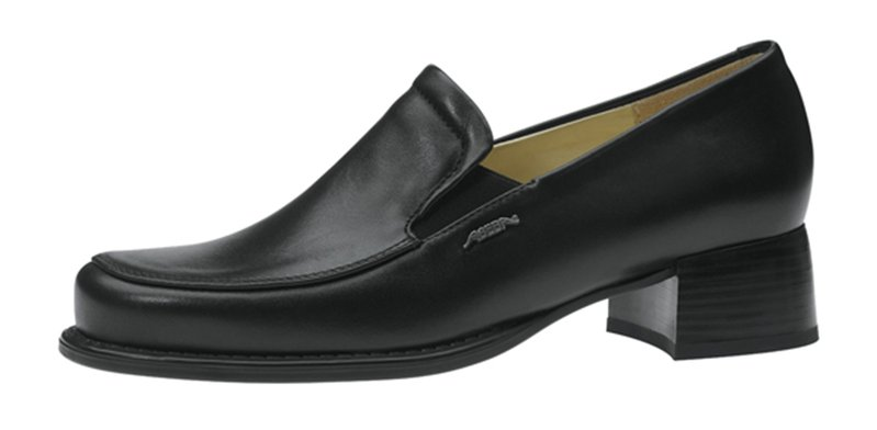 Abeba 3920 Damen Arbeitsschuhe Business Schuhe mit Absatz