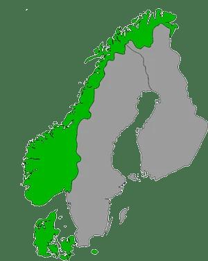 Vores mål er at formidle arbejde til danskere i Norge