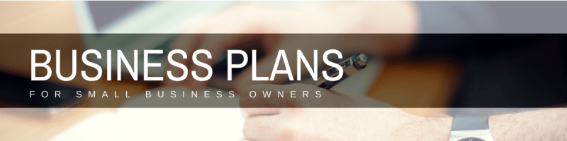 one page business plans for entrepreneurs