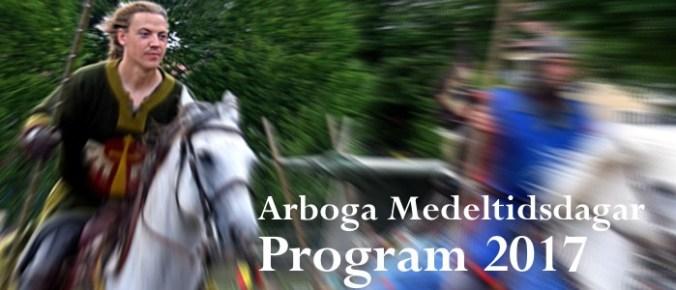 Riddarspel Medeltidsdagar Arboga