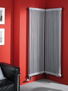Radiatori tubolari robusti e con una versatilit unica