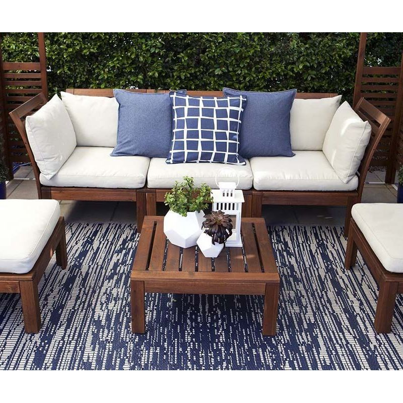 tapis exterieur fab hab brooklyn bleu