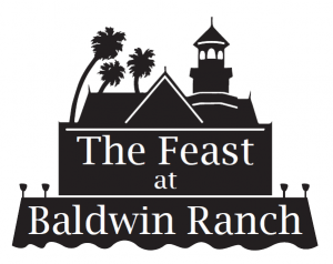 feast at baldwin ranch logo