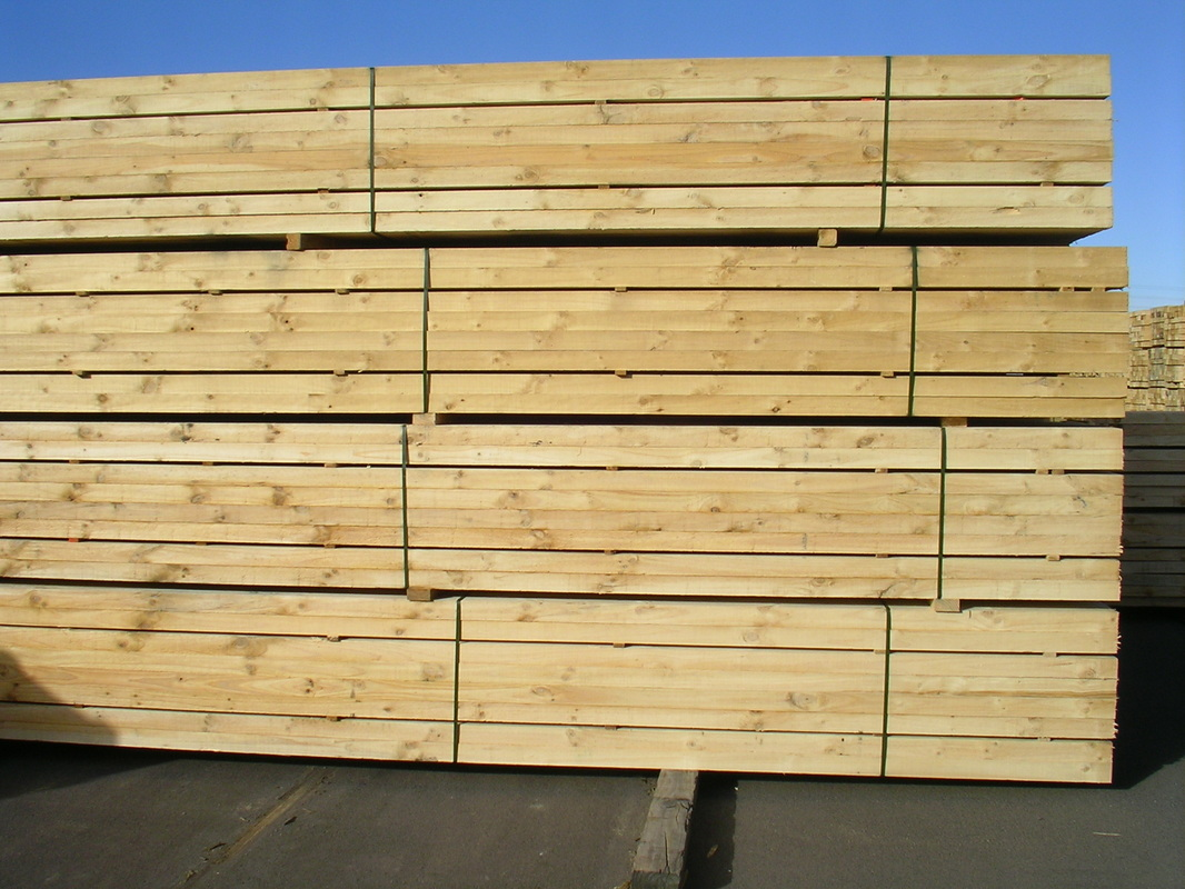 Furniture Grade Pine Timber