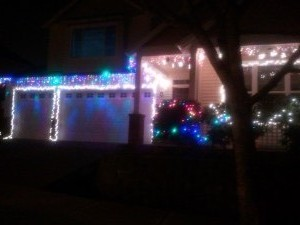 2012 Holiday Light - 2nd Place
