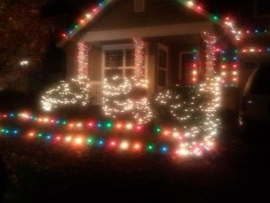 2012 Holiday Light - 3rd Place