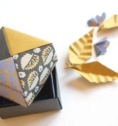 1a scatola doppio fondo modello tradizionale masu coperchio scatola modulare di tomoko fuse foglia [ 1417 x 945 Pixel ]