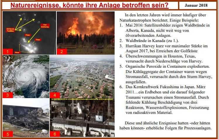 beacon natuurrampen