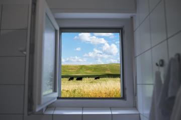 raam ventilatie