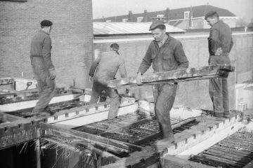 bouwvakkers sloop