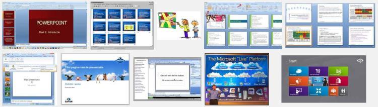 powerpoint presentaties