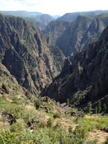 Black Canyon of the Gunnison, Colorado, arboursabroad