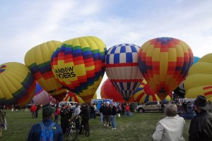 Sporadic Trip to The World's Largest Balloon Festival and El Paso, Texas