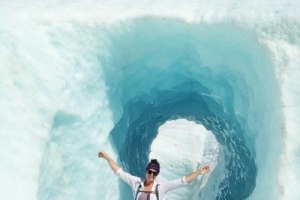 Ice Climbing and Marble Caves… Puerto Rio Tranquilo