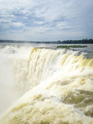 waterfall, Iguazu Falls, arboursabroad