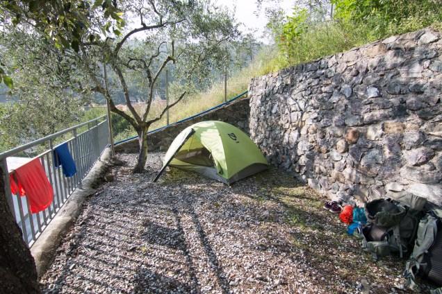 camping, Deiva Marina, Italy, arboursabroad