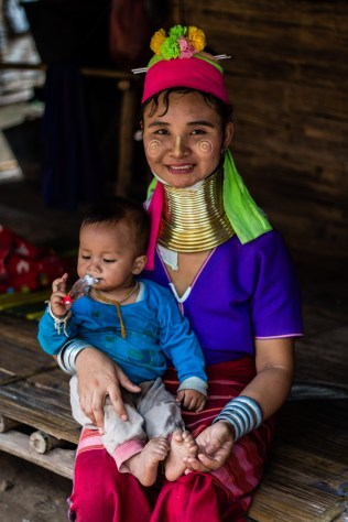 Long Neck Tribe, Chiang Mai, arboursabroad