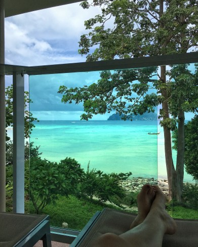 Koh Phi Phi Accommodation, Bay View Resort, Koh Phi Phi, hotel, Thailand, arboursabroad