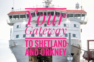 NorthLink Ferry : Your Gateway to Orkney and Shetland