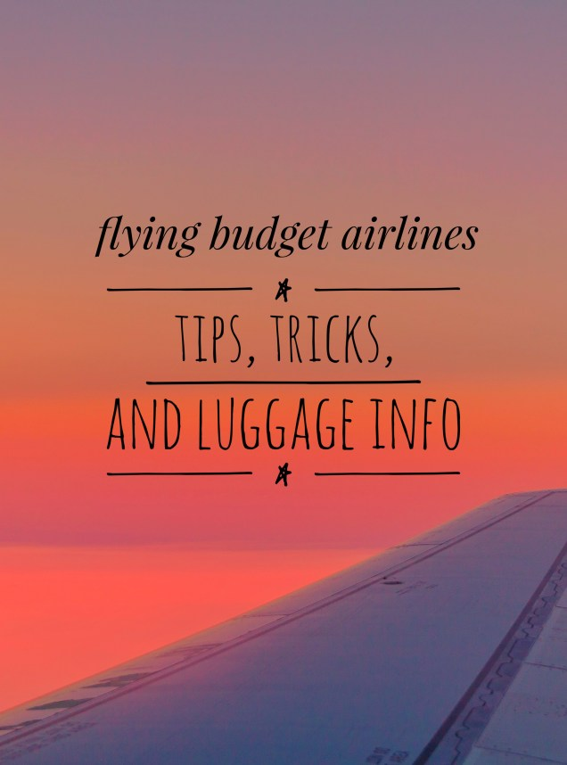 budget airlines, easyJet, arboursabroad, travel tips