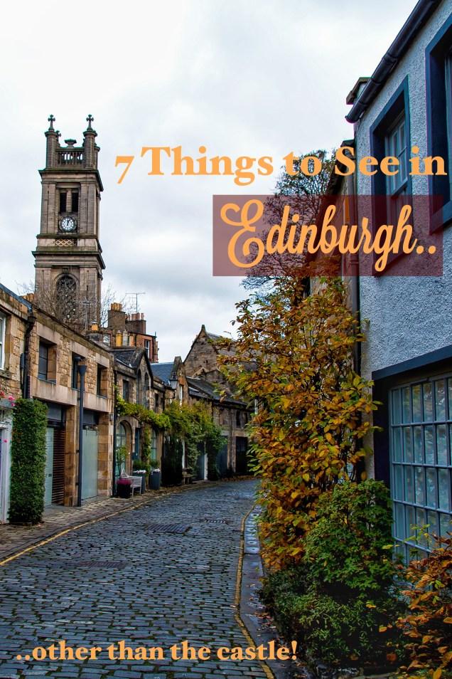 Edinburgh's Hidden Gems, Edinburgh secrets, Edinburgh, Scotland, arboursabroad, visitscotland, Circus Lane