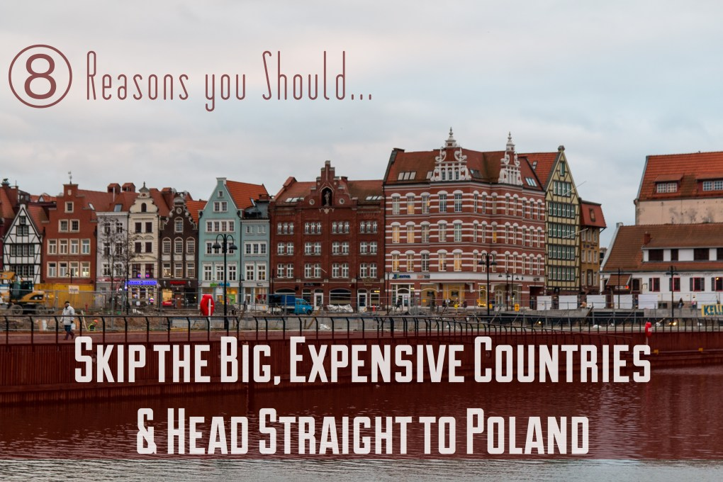 Poland bucket list, budget travel, cheap travel destinations, arboursabroad