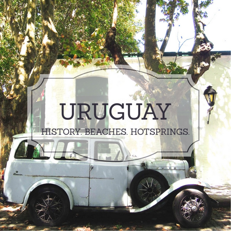 Uruguay, south america, travel inspiration, arboursabroad