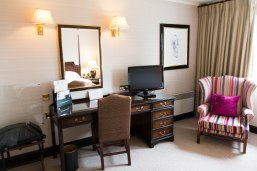 Castle of Mey, Hotel room, Marcliffe Hotel and Spa, ArboursAbroad, Aberdeen