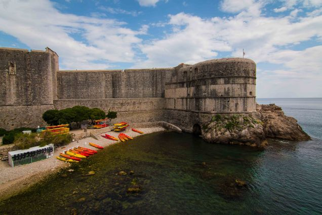 Dubrovnik, Old Town, Fortress, Croatia, Things to do in Dubrovnik, arboursabroad