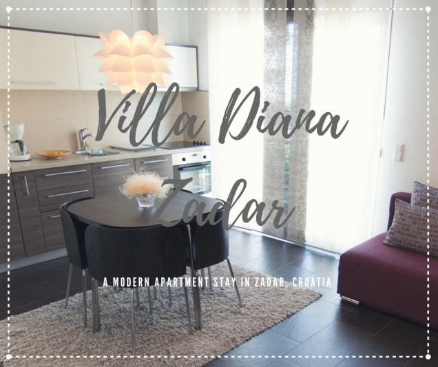 Villa Diana, Zadar, Croatia, Where to Stay in Zadar, arboursabroad
