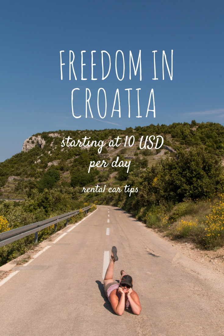 12 Things To Know When Renting A Car In Croatia | ArboursAbroad