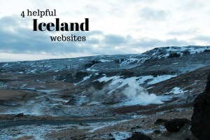 Websites to Know for Your Trip to Iceland
