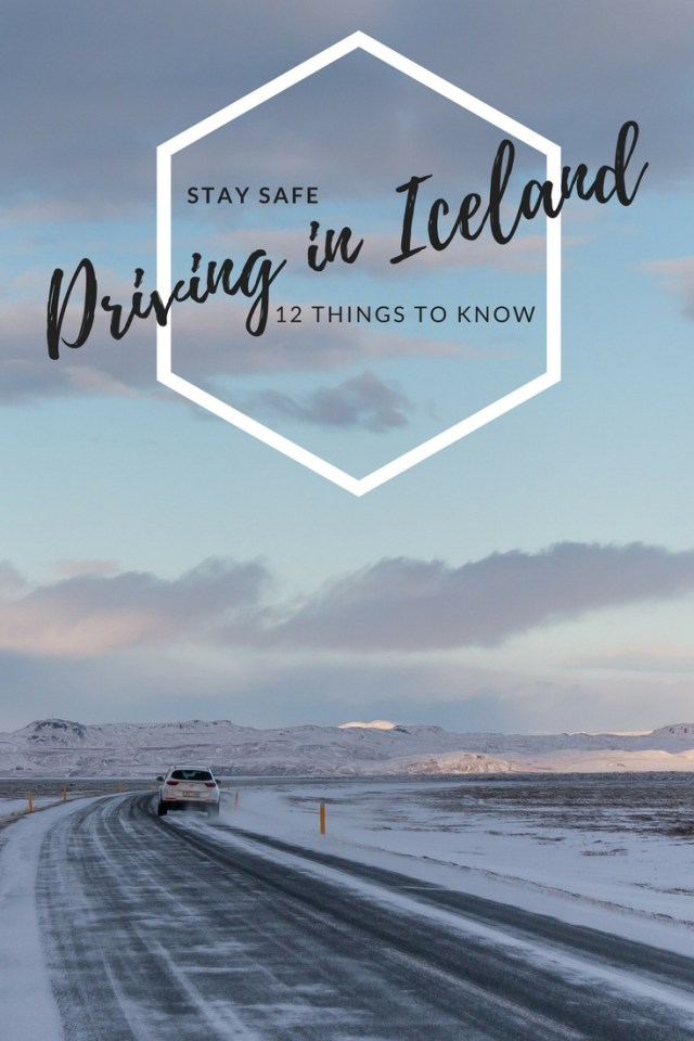 Iceland, Driving in Iceland, winter Driving in Iceland, driving tips, arboursabroad