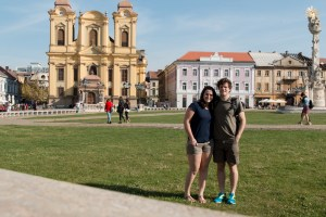 Our Romanian Working Holiday | Visiting a Place our Grandpa Has Been