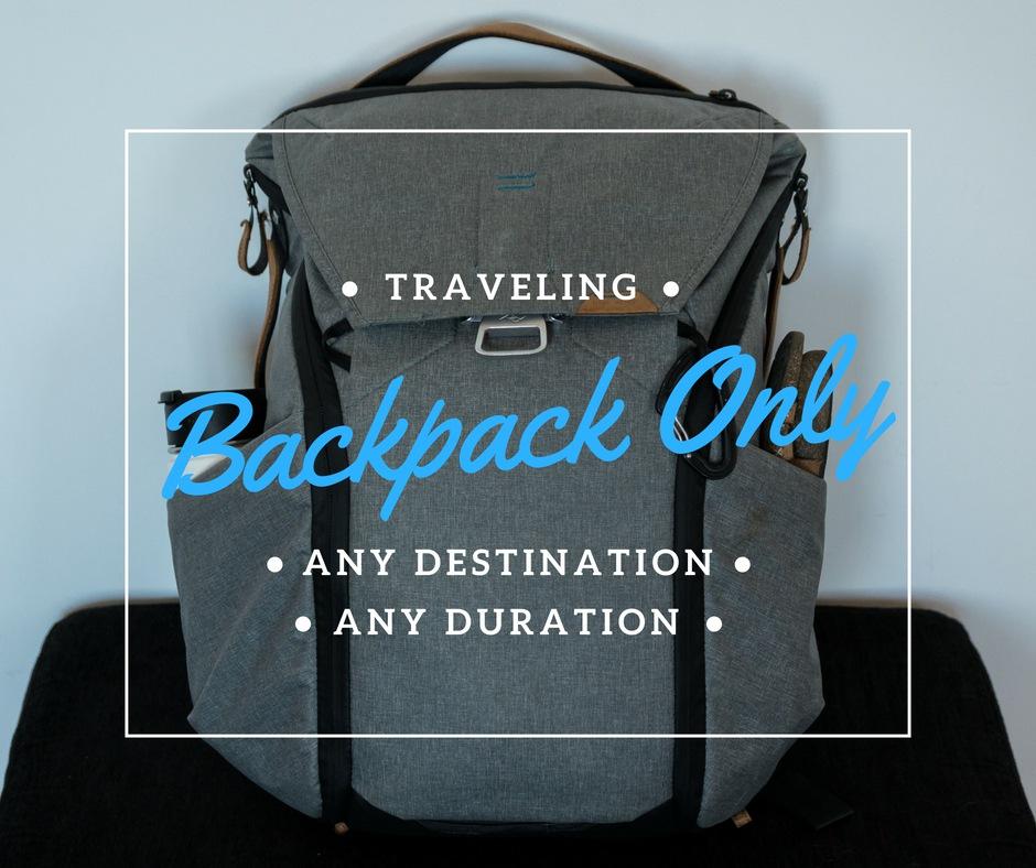 Peak Design Everyday Backpack, canva, arboursabroad, travel advice