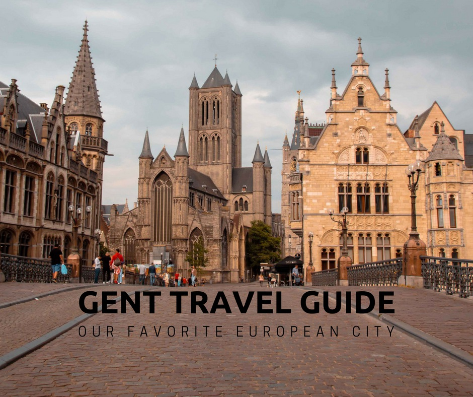 Gent Travel Guide, Visit Gent, canva, arboursabroad
