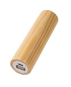 Chargeur USB en bois certifié durable ARBRE A BULLES