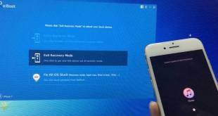 تطبيق REIBOOT لمعالجة مشاكل اجهزة iPhone و iPad