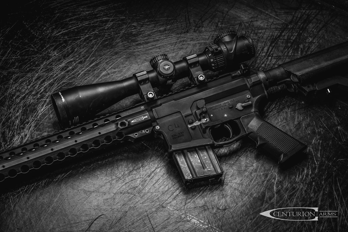 Forged Receiver Lower Best Ar