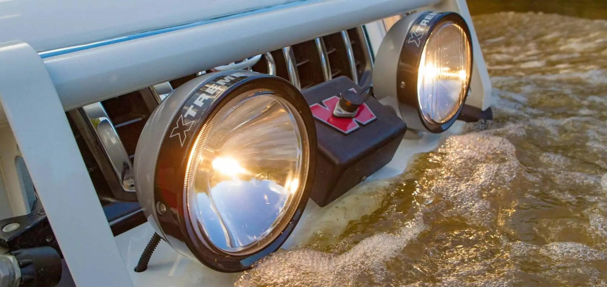 hight resolution of ipf lighting range