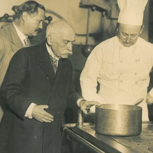escoffier at work