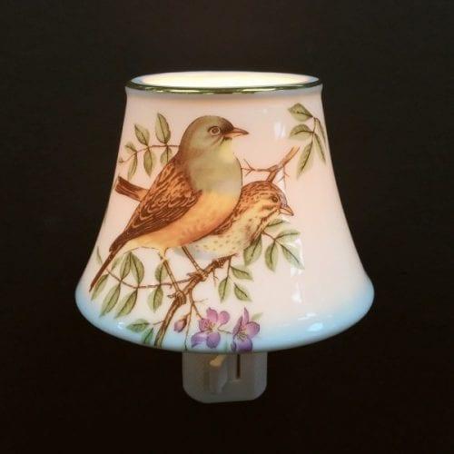 OCIOLI Backflow Ceramic Incense Burner Porcelain Holder Lotus Pond Censer Bl...